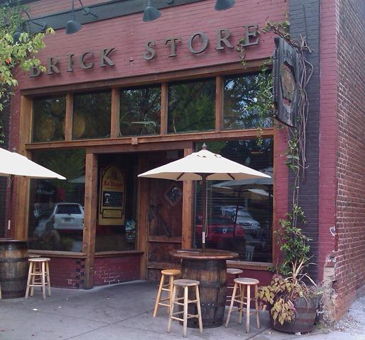 Brick Store Pub Decatur Ga Atlanta Food Critic Blog