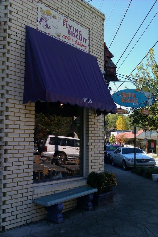 The Flying Biscuit Cafe Candler Park Atlanta Ga