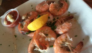 1/2 lb Peel 'N Eat Shrimp, Steamed, Six Feet Under