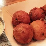 Vidalia Onion Hushpuppies, Lure, Midtown Atlanta