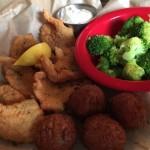 Grouper Basket Fried, Marker 7 Coastal Grill, Athens GA