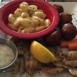 Grouper Basket Grilled, Marker 7 Coastal Grill, Athens GA