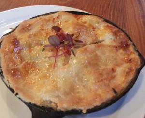Chicken Pot Pie, Brick Store Pub, Decatur