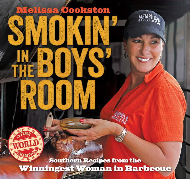 Melissa Cookston, Winningest Woman in Barbecue, Memphis BBQ Company