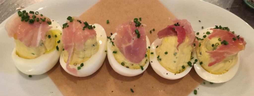 Deviled Eggs, JCT Kitchen, West Midtown, Atlanta