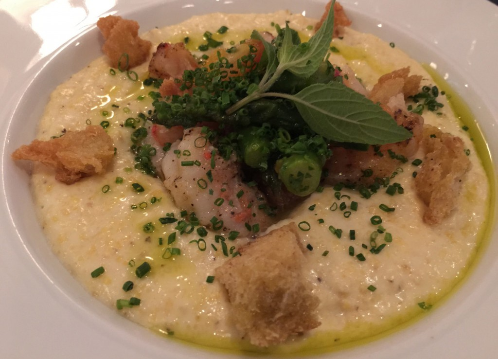 Shrimp & Grits, JCT Kitchen, West Midtown, Atlanta