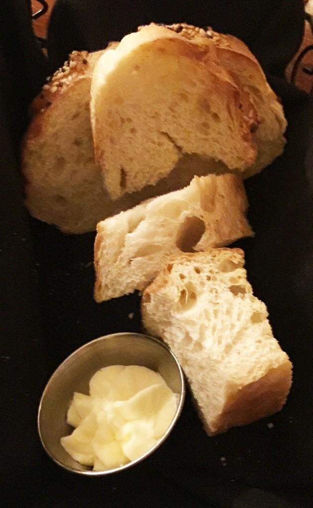 Bread Service, Mystic Grill, Covington, Newton