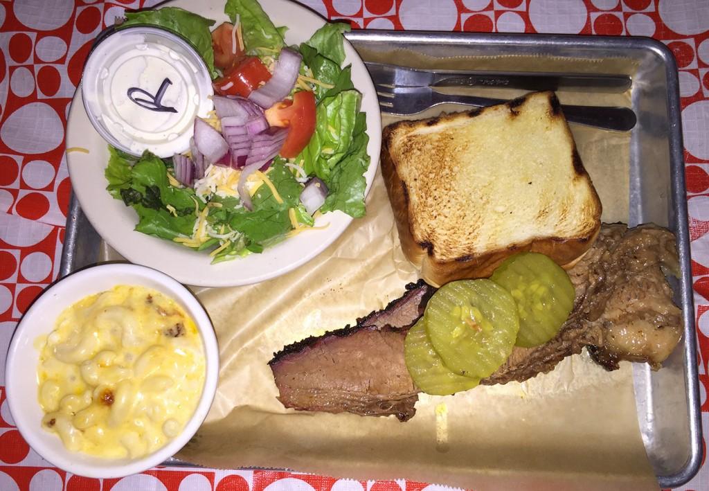 Sliced Brisket, Greater Good Barbecue, Tucker, DeKalb