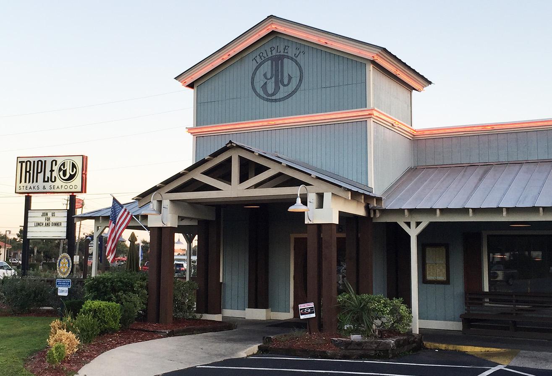 Triple J Restaurant Panama City Beach