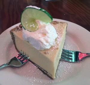 Key Lime Pie, The Red Bar, Grayton Beach, Florida