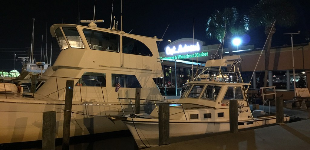 Marina at Capt. Anderson's, Panama City Beach, Florida