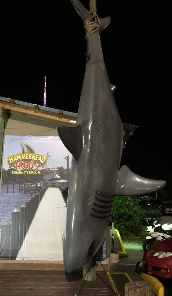 Great for photo ops!, Hammerhead Fred's, Panama City Beach, Florida