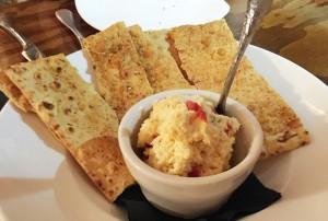 Pimento Cheese, Mystic Grill, Covington, Newton