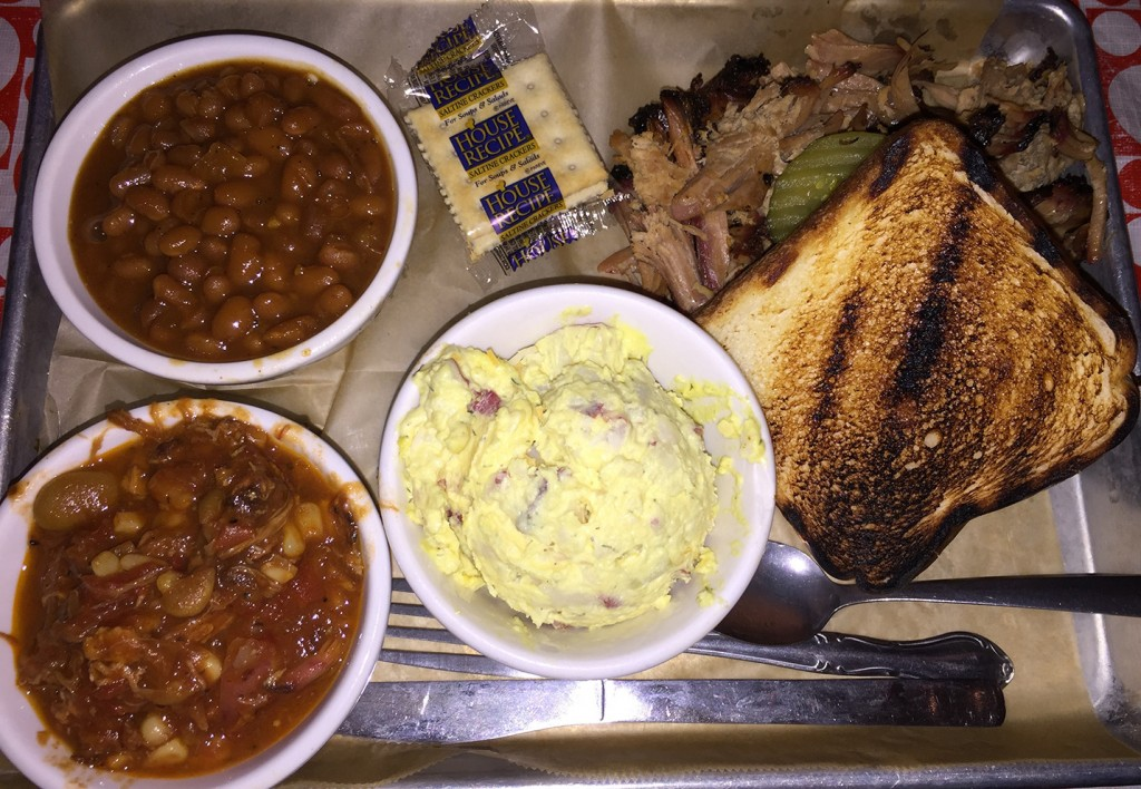 Pulled Pork, Greater Good Barbecue, Tucker, DeKalb