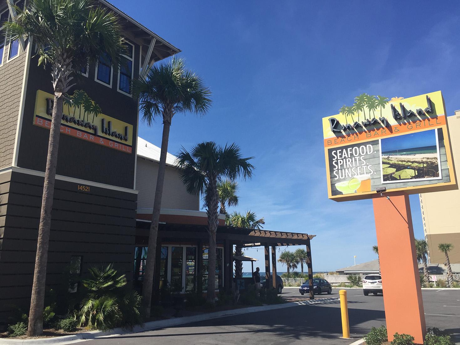 Food In Panama City Beach Florida