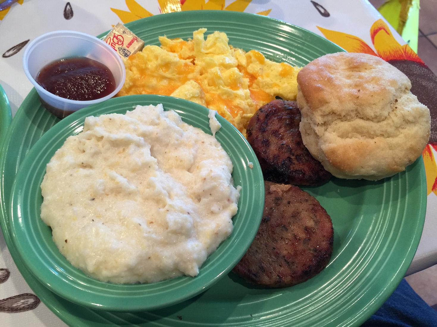 The Flying Biscuit Cafe Breakfast Menu