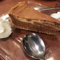 Caramel Cheesecake, Madison Chophouse Grille
