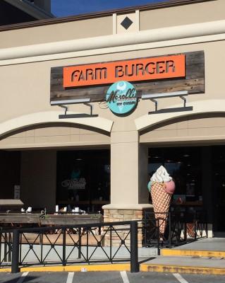 Farm Burger, Dunwoody, DeKalb