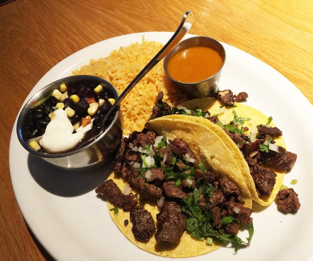 Asada Carne Tacos, HOLA Taqueria & Bar, Roswell, North Fulton