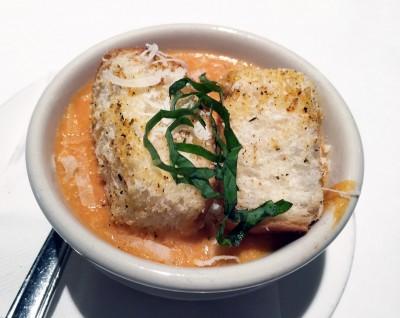 Tomato Basil Soup, Hi Life Restaurant, Norcross, Peachtree Corners, Gwinnett