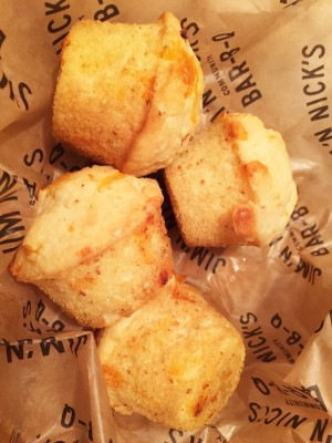 Cheese Biscuits, Jim 'N Nick's, Conyers, Rockdale County