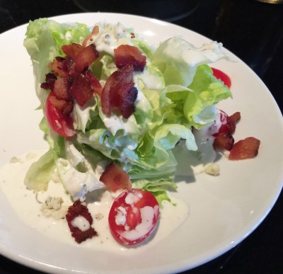 BLT Wedge Salad, Reel Seafood, Woodstock, Cherokee County