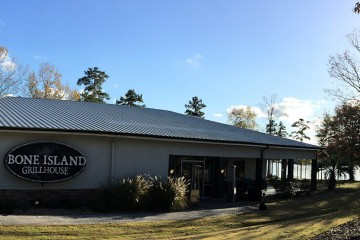 Bone Island Grillhouse, Lake Oconee, Eatonton, Putnam County