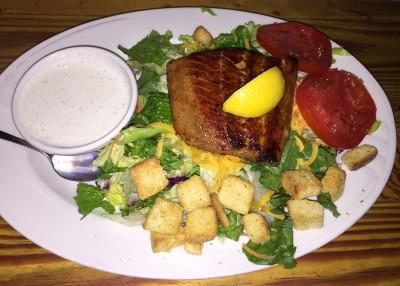 Salmon Salad, Norman's Landing, Cumming, Forsyth