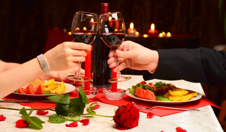Romantic Dinners For Valentines Day