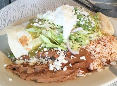 Burrito Americano, PURE taqueria, Brookhaven, DeKalb