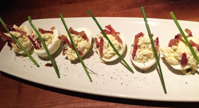 Deviled Eggs, Stoney River Steakhouse and Grill, Duluth, Johns Creek, Gwinnett, North Fulton