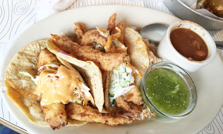 Tacos Pescado, PURE taqueria, Brookhaven, DeKalb