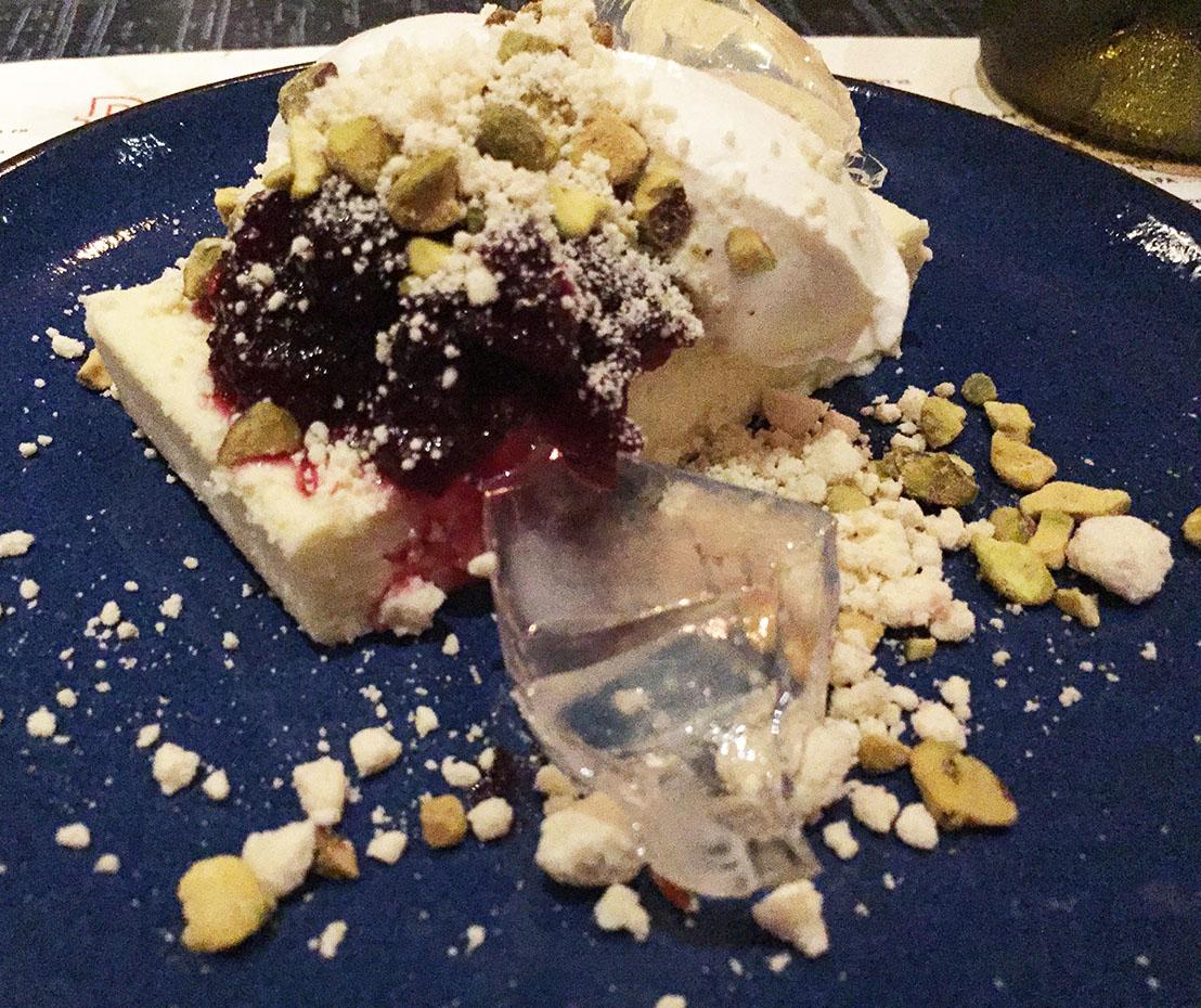 Lemongrass Cheesecake, Beetlecat, Inman Park, Atlanta, Fulton