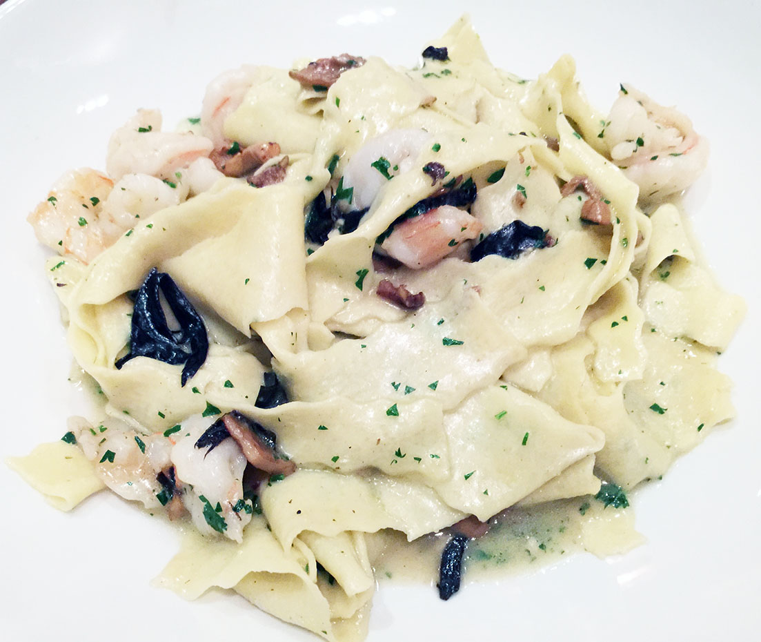 pappardelle, il Giallo Osteria & Bar, Sandy Springs, North Fulton
