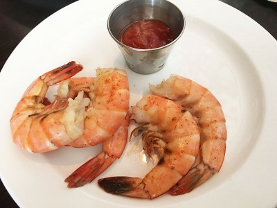 Peel and Eat Shrimp, Hugo's Oyster Bar, Roswell, North Fulton