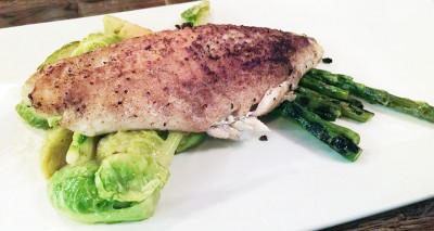 Red Snapper, South Kitchen + Bar, Athens