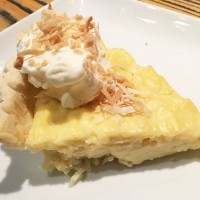 Coconut Cream Pie, Food 101, Sandy Springs, North Fulton