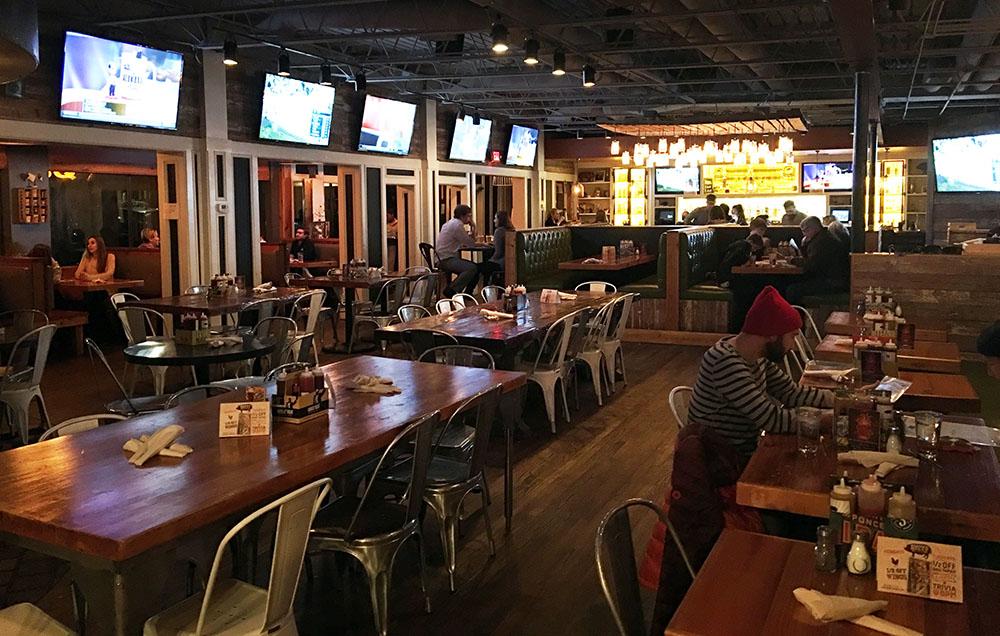 Dining Room, Smokebelly BBQ, Buckhead, Atlanta, Fulton