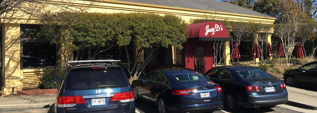 Joey D's Oak Room, Perimeter Mall, Dunwoody, DeKalb