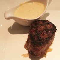 Petite Filet Migon with Bearnaise Sauce, The Mercury, Ponce City Market, Atlanta, Fulton