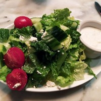 Side Salad, Community Smith, Midtown Atlanta, Fulton