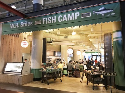 W.H. Stiles Fish Camp, Ponce City Market, Atlanta
