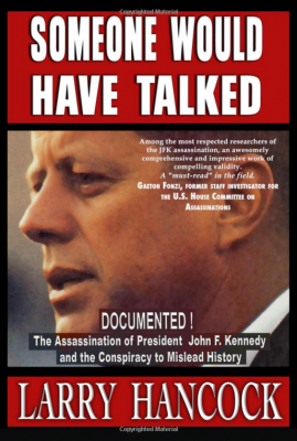 Amazon_com__Someone_Would_Have_Talked__9780977465736___Larry_Hancock__Debra_Conway__Books