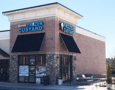 Berens Frozen Custard, Grayson, Gwinnett