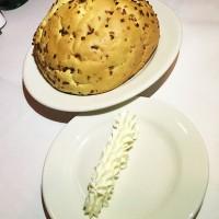 Bread Service, Morton's The Steakhouse, Downtown, Atlanta