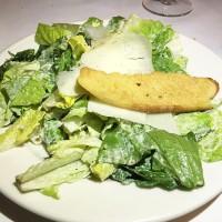 Caesar Salad, Morton's The Steakhouse, Downtown, Atlanta