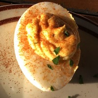 Deviled Eggs (you get six), Arcadia, Little Five Points l5P, Atlanta