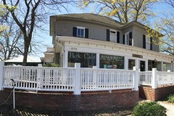 Epicurean Café (formerly known as Park Café), Duluth