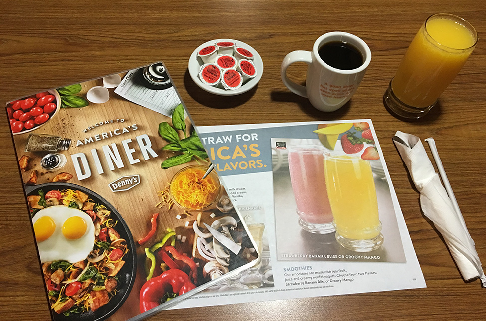 America's Diner, Denny's, Snellville