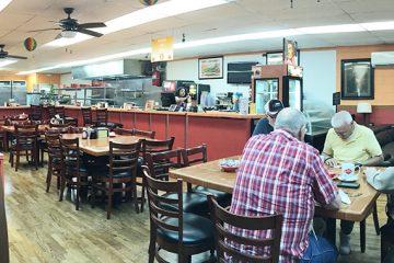 Peachtree Café, Lawrenceville, Gwinnett